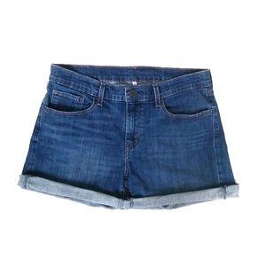 Levi's Mid-Rise Jean Shorts 31W